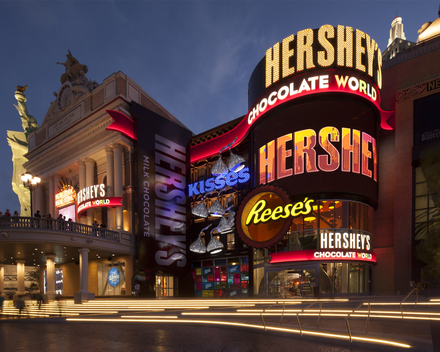 Hershey's Chocolate World - JGA