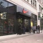 Nike store detroit